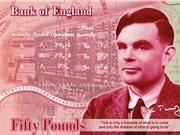 Alan Turing sẽ xuất hiện trên tờ tiền 50 bảng Anh mới