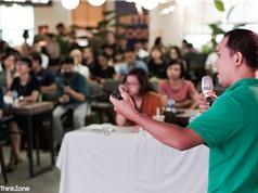 ThinkZone Accelerator thẩm định 10 startup tại Open Pitching Day