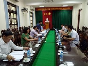 """Thái Nguyên: Kiểm tra việc thực hiện các quy định của pháp luật đối với chỉ dẫn địa lý """"Tân Cương"""""""