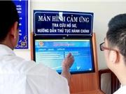 Xây dựng Chính phủ điện tử: Bắt đầu từ các dịch vụ công trực tuyến và cơ sở dữ liệu quốc gia
