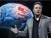 Elon Musk giới thiệu con chip có thể cấy vào não người