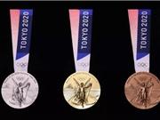 Huy chương Olympic 2012 được làm từ smartphone tái chế