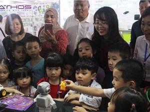 Sân chơi khoa học cho cả nhà cuối tuần này tại Hà Nội