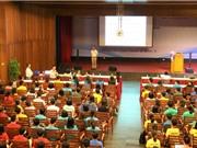 Trường hè Khoa học: Ngọn hải đăng cho những chuyến ra khơi – đi là để trở về