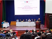 Công bố hơn 100 nghiên cứu mới nhất trong lĩnh vực Việt Nam học