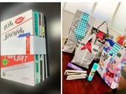 Hệ thống nhà sách FAHASA hạn chế dùng túi nylon theo vận động của khách hàng