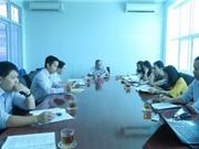 Quảng Bình: Sản xuất rau đặc sản rừng