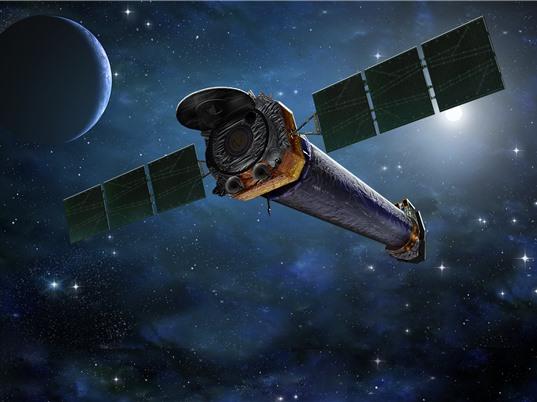 Kỉ niệm 20 năm hoạt động của đài thiên văn X-quang Chandra