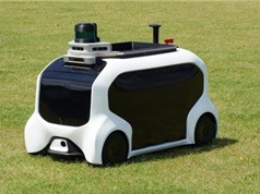 Robot phục vụ Olympic Tokyo 2020