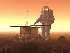 Các phi hành gia lên sao Hỏa có thể bị mất trí nhớ
