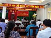 """Phú Yên: Thông qua quy chế quản lý chỉ dẫn địa lý """"Ô Loan"""" dùng cho sản phẩm sò huyết đầm Ô Loan"""