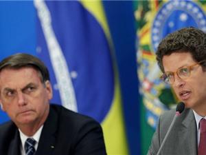 """""""Trump vùng nhiệt đới"""" khơi mào khủng hoảng khoa học Brazil"""