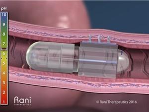 Dùng thuốc robot thay thế cho tiêm, một startup muốn thay đổi nền y học