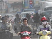 TP. HCM: Nỗ lực giảm 70% không khí ô nhiễm do giao thông
