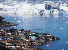 Greenland mất 197 tỷ tấn băng trong một tháng