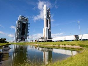 ULA phóng tên lửa mang vệ tinh trị giá 1,1 tỷ USD của Không quân Mỹ