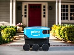 Amazon giao hàng bằng robot ở Nam California