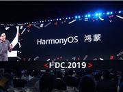 Huawei ra mắt hệ điều hành Harmony, dự định thay thế Android