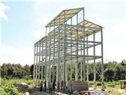 Công nghệ mới xây dựng nhà thép nhẹ tiền chế: Giảm thời gian và nhân lực thi công