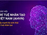 Ngày hội trí tuệ nhân tạo Việt Nam (AI4VN): Sự kiện của cộng đồng AI