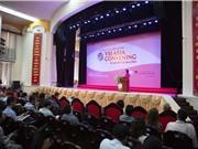 Gần 500 nhà khoa học Việt Nam và quốc tế dự Hội nghị Kinh tế trẻ châu Á 2019