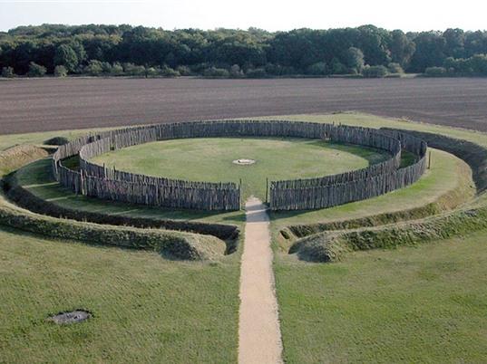 Vòng tròn Goseck: Đài quan sát Mặt trời cổ nhất thế giới