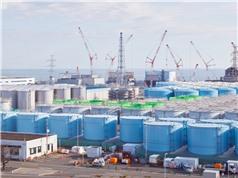 Nhà máy điện hạt nhân Fukushima sắp hết chỗ chứa nước nhiễm xạ