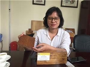 Tre ép khối: Vật liệu mới thay thế gỗ tự nhiên