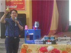 Khởi động dự án giáo dục STEM cho các trường THCS và THPT ở Lào Cai
