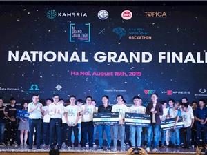 AI4VN: Tổng đài ảo Voicebot vô địch Hackathon Vietnam AI Grand Challenge