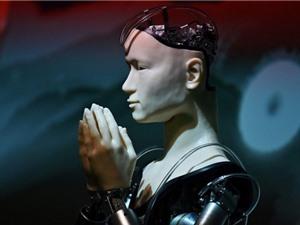 Nhật Bản dùng robot trí tuệ nhân tạo 1 triệu USD để thay nhà sư thuyết giáo