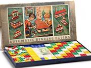Nguồn gốc đồ chơi sáng tạo LEGO