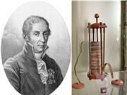 Alessandro Volta: Cha đẻ của pin điện