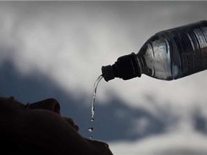 """WHO: hạt vi nhựa trong nước """"dường như không gây hại cho sức khỏe"""""""