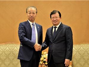 Ủng hộ doanh nghiệp Nhật hợp tác về dầu khí với Việt Nam