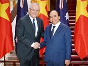 Thủ tướng Việt Nam và Australia nhất trí tăng gấp đôi đầu tư hai chiều