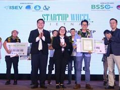 T-Farm và AirIOT giành giải Nhất Vietnam Startup Wheel 2019