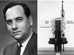 Theodore Maiman: Người đầu tiên tạo ra tia laser