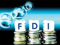 Vốn FDI thực hiện 8 tháng tăng 6,3% so với cùng kỳ