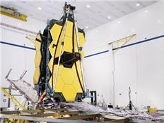 Sau hơn 20 năm, kính viễn vọng không gian mạnh nhất thế giới James Webb đã hoàn thiện