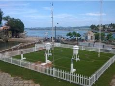 Nâng cấp hệ thống quan trắc khí tượng hải văn có độ phân giải cao ở khu vực ven bờ