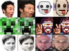 Trí tuệ nhân tạo đã học được cách biến những biểu tượng cảm xúc emoji thành những khuôn mặt kỳ dị đến phát sợ