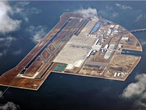 """Một """"đặc sản"""" ít ai để ý ở Nhật Bản: Các sân bay nổi giữa biển"""