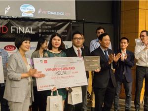 Ứng dụng phân phối thuốc Medlink giành giải nhất cuộc thi VietChallenge 2019