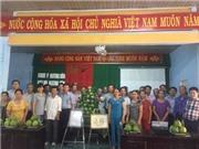 Thừa Thiên Huế: Lễ công bố chứng chỉ VietGAP và mã QR code của sản phẩm Thanh trà Hương Vân, Thị xã Hương Trà