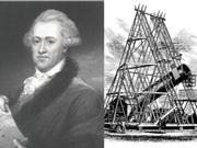 William Herschel: Người phát hiện sao Thiên Vương
