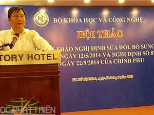 Chính sách trọng dụng cán bộ KH&CN: Những hạn chế cần được chỉnh sửa