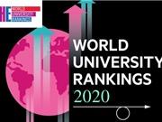 Ba trường đại học Việt Nam lần đầu vào bảng xếp hạng thế giới của THE