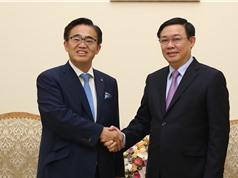 Nhật Bản muốn đầu tư đường cao tốc tại Việt Nam