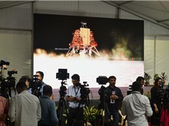 Tàu đổ bộ Mặt Trăng Ấn Độ: Sứ mệnh chưa kết thúc